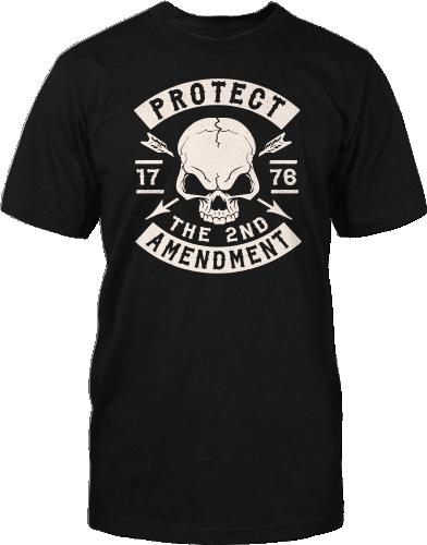 PROTECT THE 2nd AMENDMENT TSHIRT