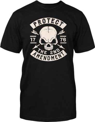 PROTECT THE 2nd AMENDMENT TSHIRT