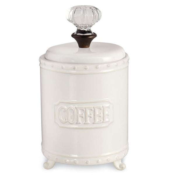 MUDPIE COFFEE CANISTER