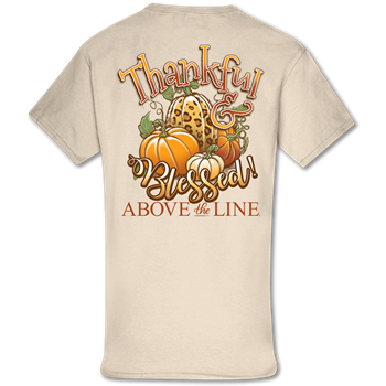 THANKFUL & BLESSED TSHIRT