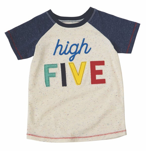 HIGH FIVE BIRTHDAY SHIRT