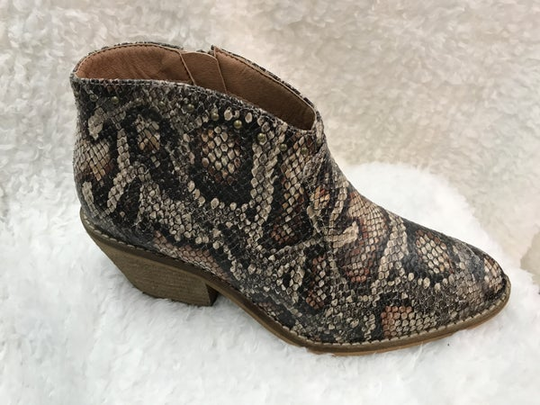 BOUTIQUE SWIFTON BROWN SNAKE