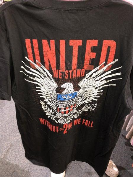 WE STAND  tshirt