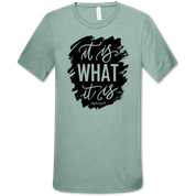 WHAT IT IS TSHIRT