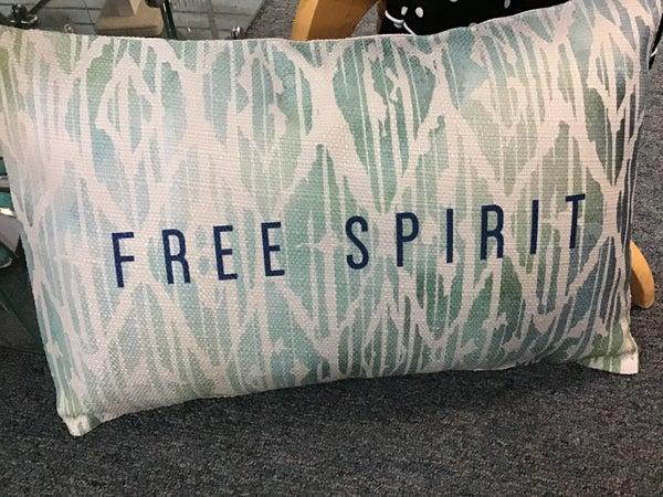 FREE SPIRIT PILLOW