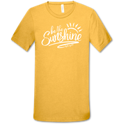 BE THE SUNSHINE FRONT PRINT