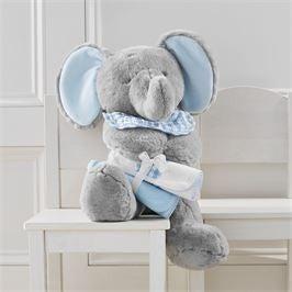 BLUE ELEPHANT GIFT SET