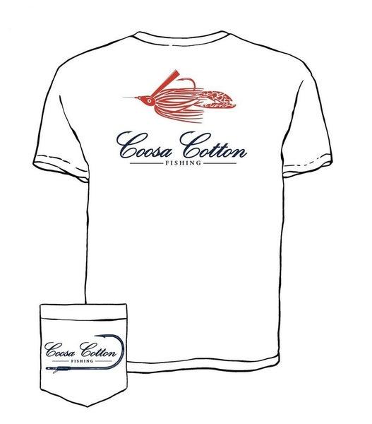 THE ORIGINAL COOSA COTTON TSHIRT