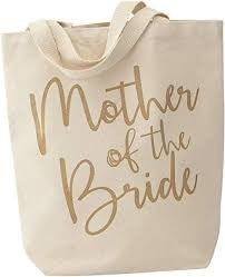 """MUDPIE """"MOTHER OF THE BRIDE"""" TOTE"""