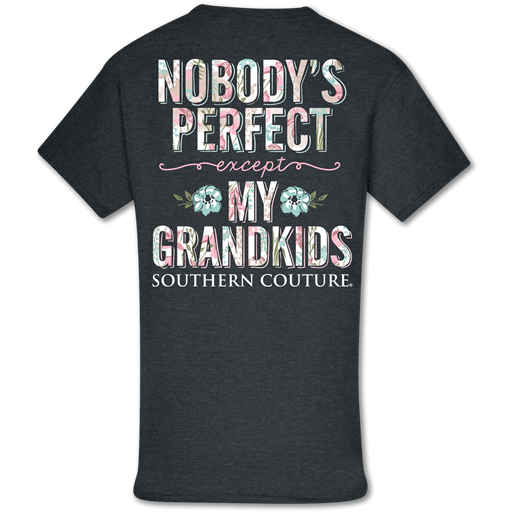 NOBODY'S PERFECT TSHIRT