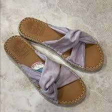 jelly pop lavender flip flop *Final Sale*