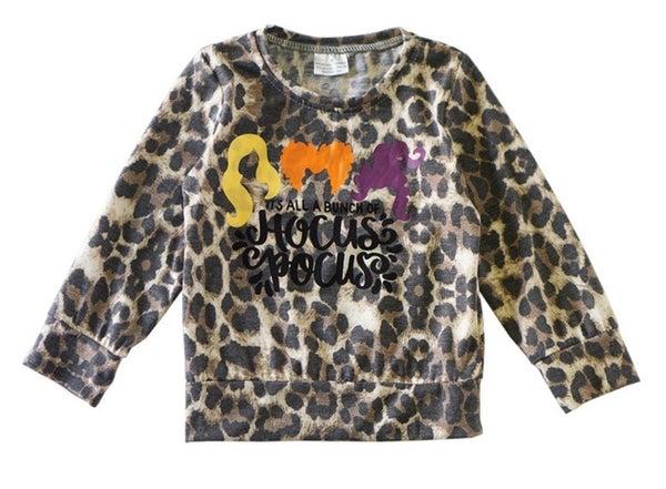 hocus pocus leopard shirt