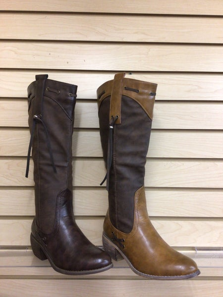 Pierre Dumas Tall Boot (2 colors)
