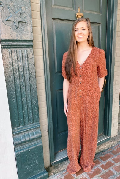 The Girly Girl Jumpsuit