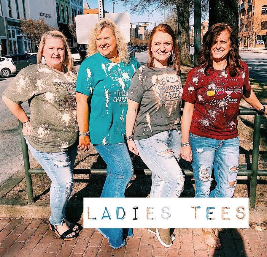 Ladies Tees