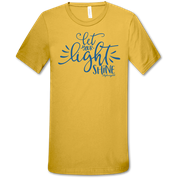 LET LIGHT SHINE SHIRT