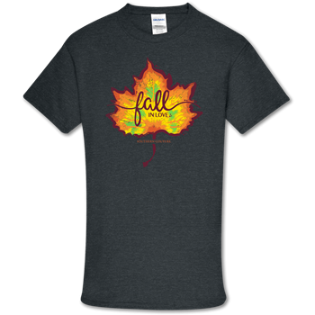FALL IN LOVE TSHIRT