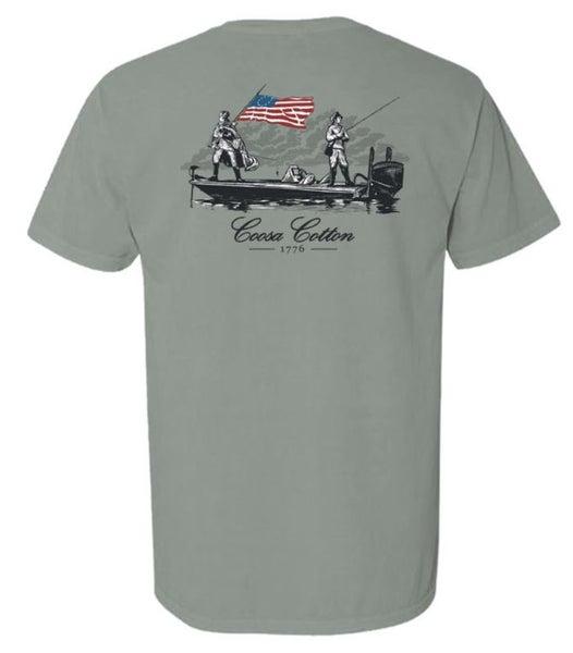 1776 COOSA COTTON TSHIRT