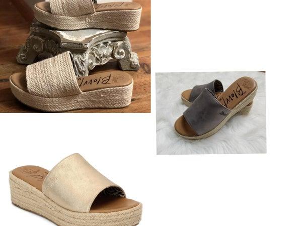 Blowfish Seaside Sandals