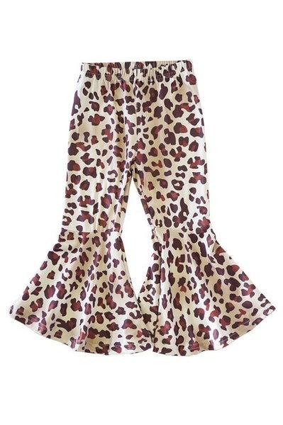 Leopard bell pants