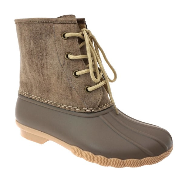 OUTWOODS DUCK BOOTS (3 COLORS)