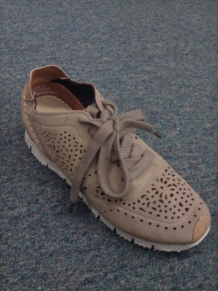 BOUTIQUE TAUPE SNEAKER