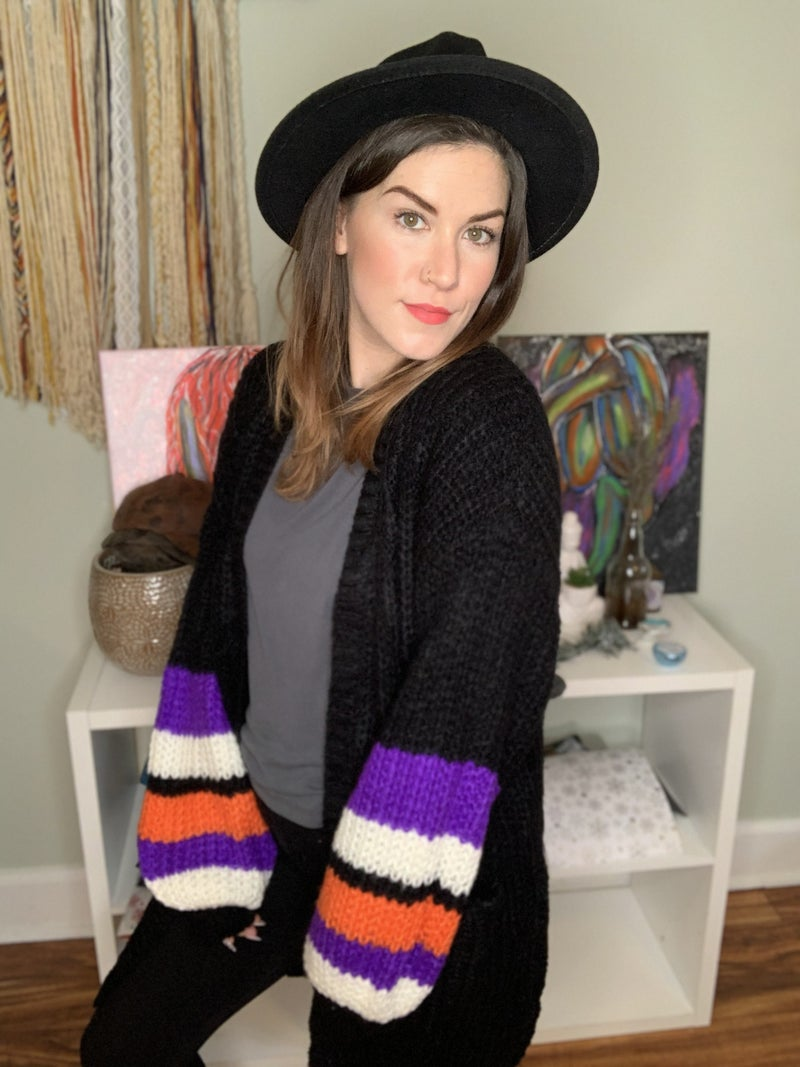 Double Trouble Cardigan