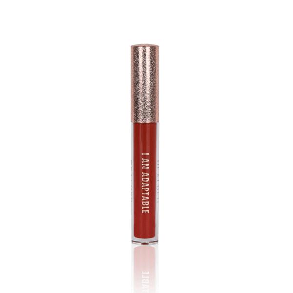Fire Engine Red - I Am Adaptable Matte Liquid Lipstick