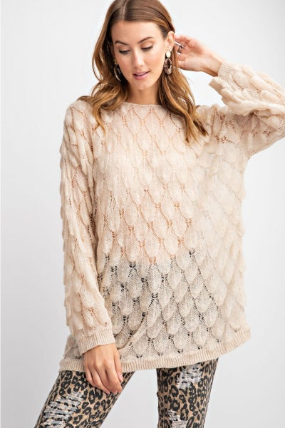 Bright Outlooks Sweater