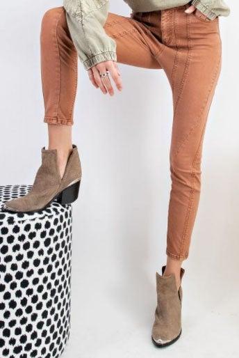 Cat Walk Twill Jeans