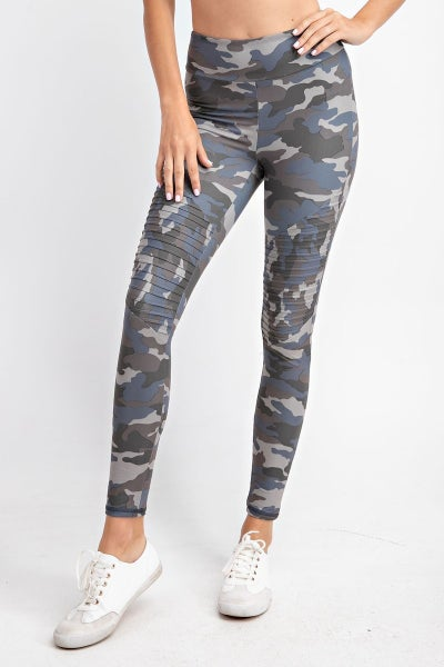 Your Best Camo leggings