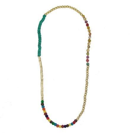 Mixed Media Necklace/Bracelet