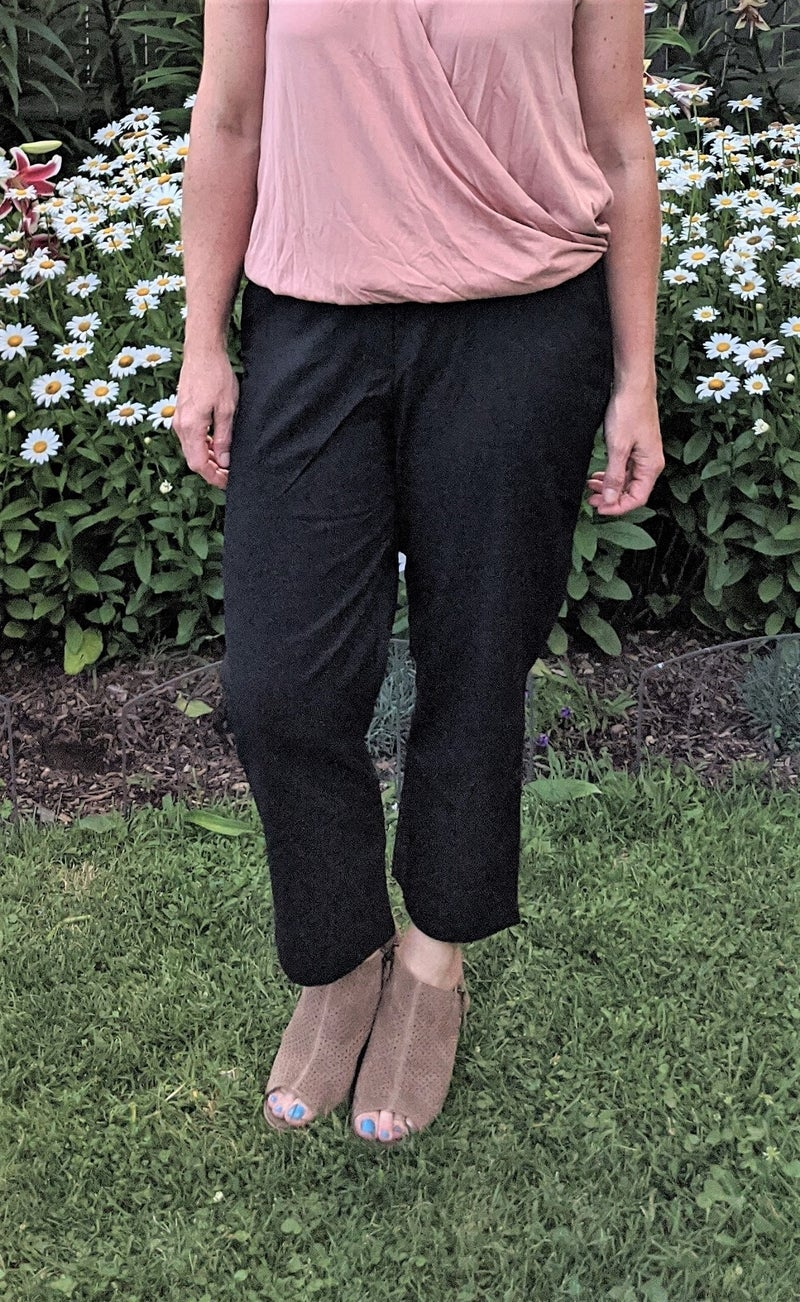 Face Off linen pants