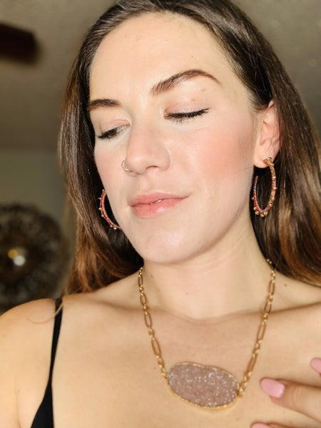 Dream Weaver Druzy Necklace