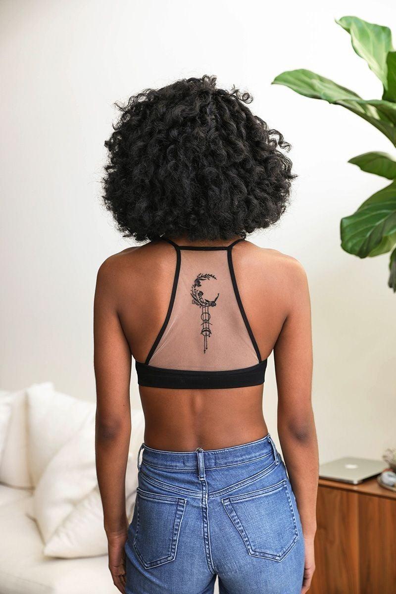 Dreamcatcher Tattoo Bralette