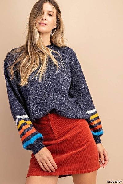 Retro Babe Sweater