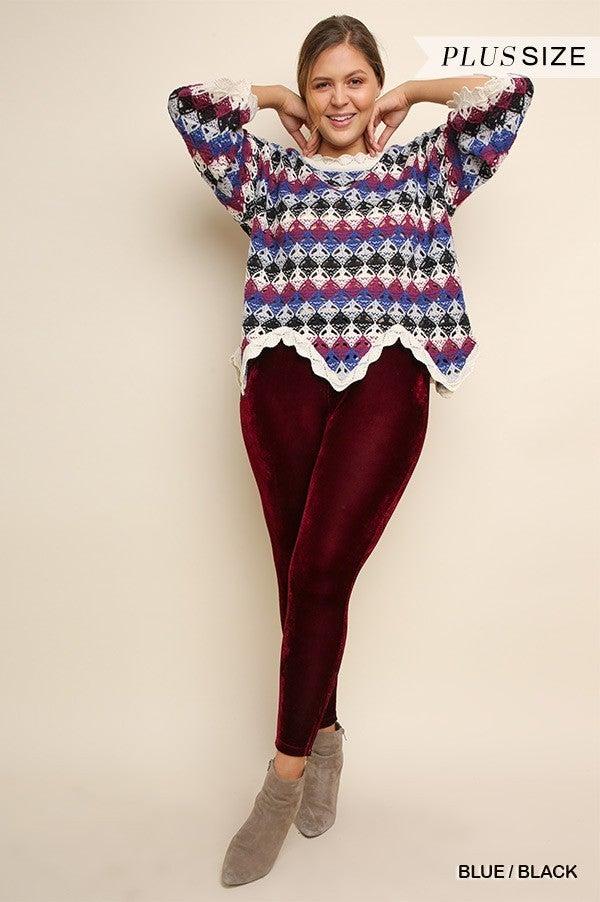 Marcie Knit