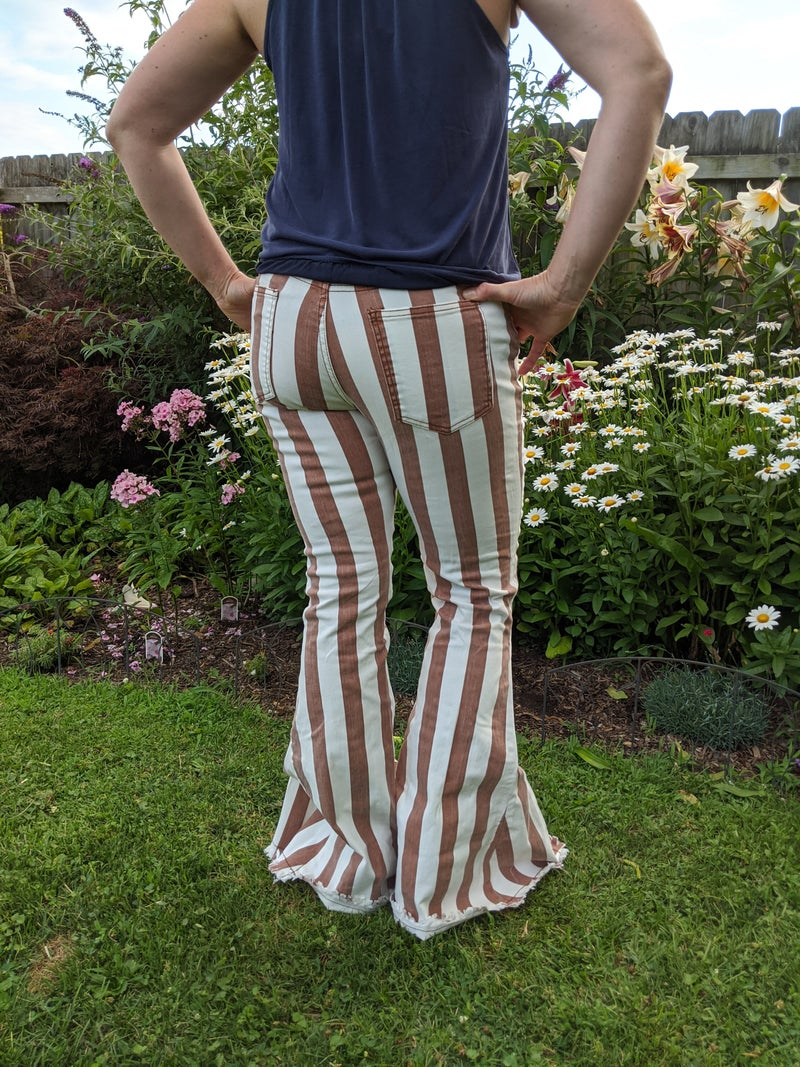 Bengal flared Jeans