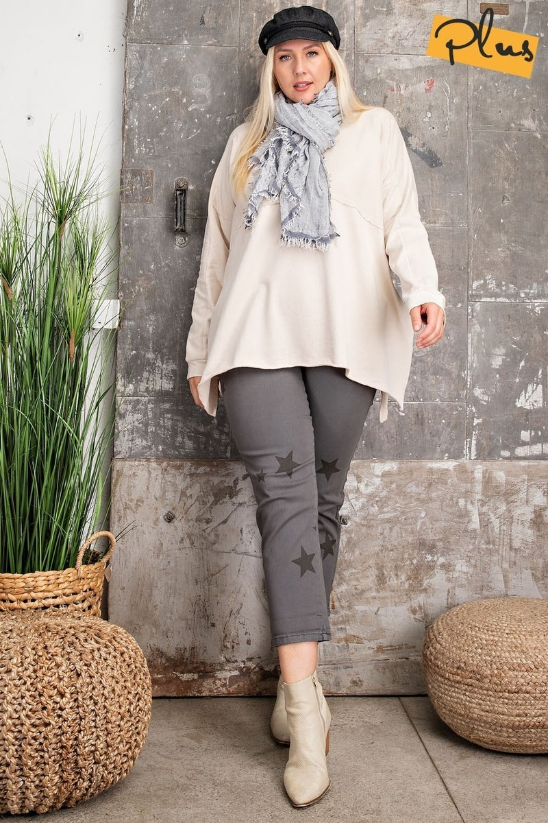 Steer Clear Pullover Tunic