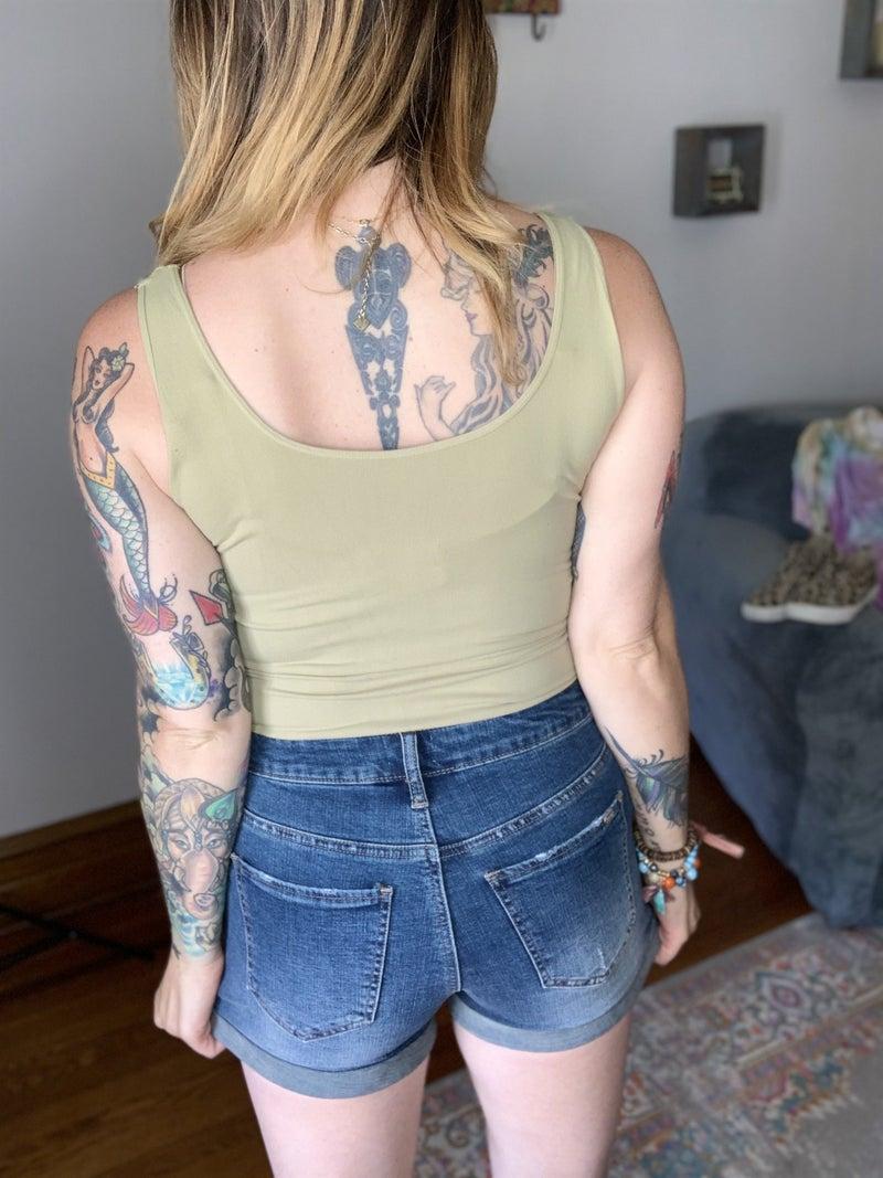 Cuff Me Shorts