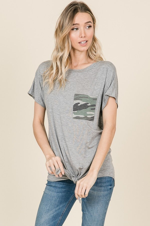 All Tied Up Tee