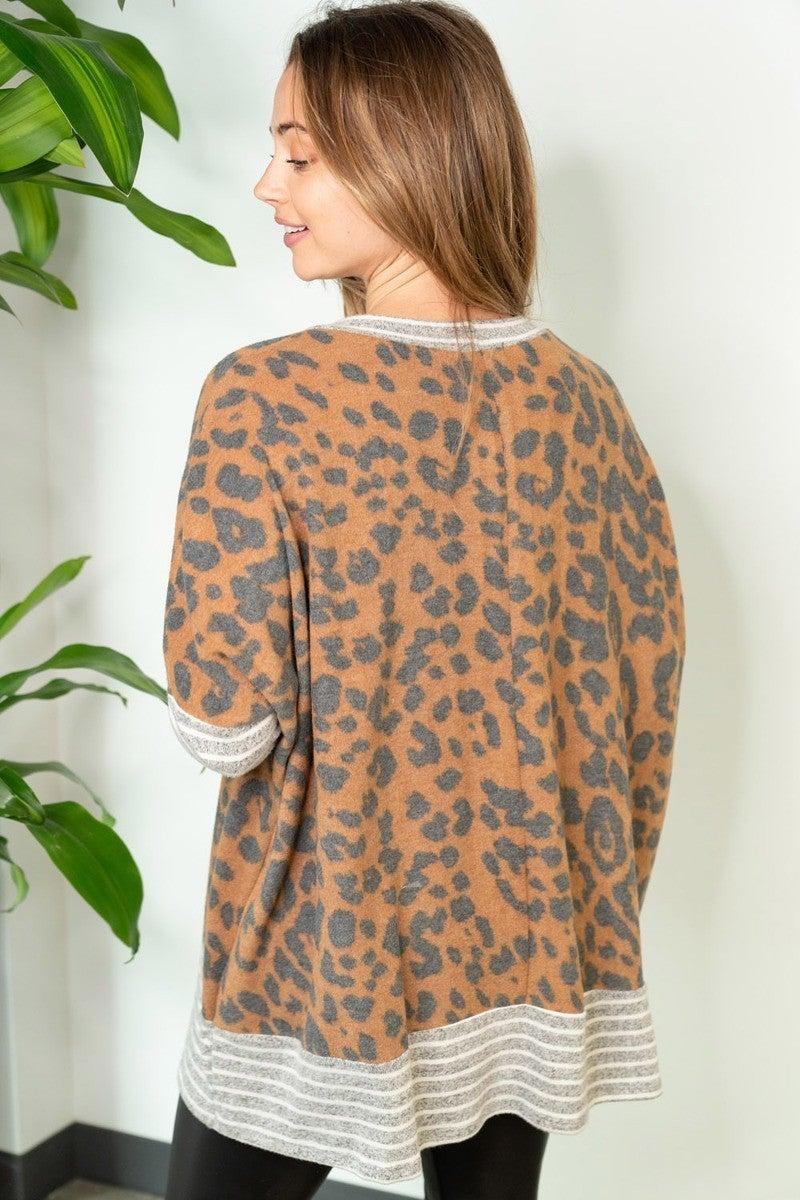 Feminine Feline Sweater