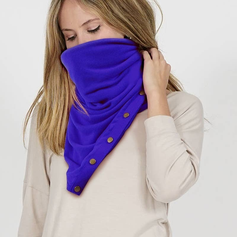 Convertible #WrapScarf