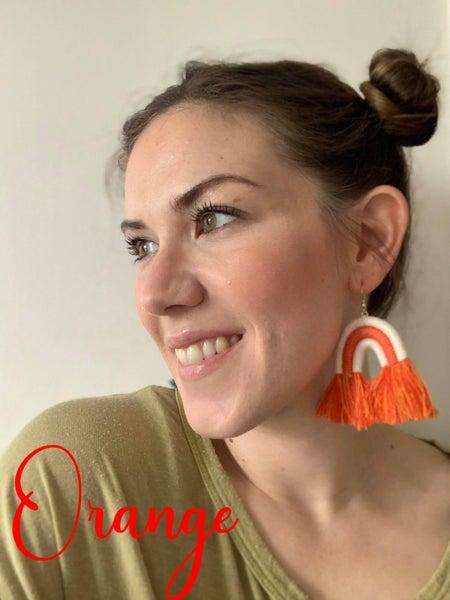 I'm So Happy Earrings