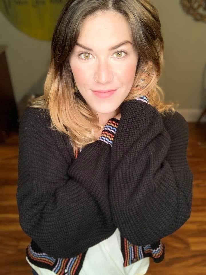 Wanderlust knit cardigan