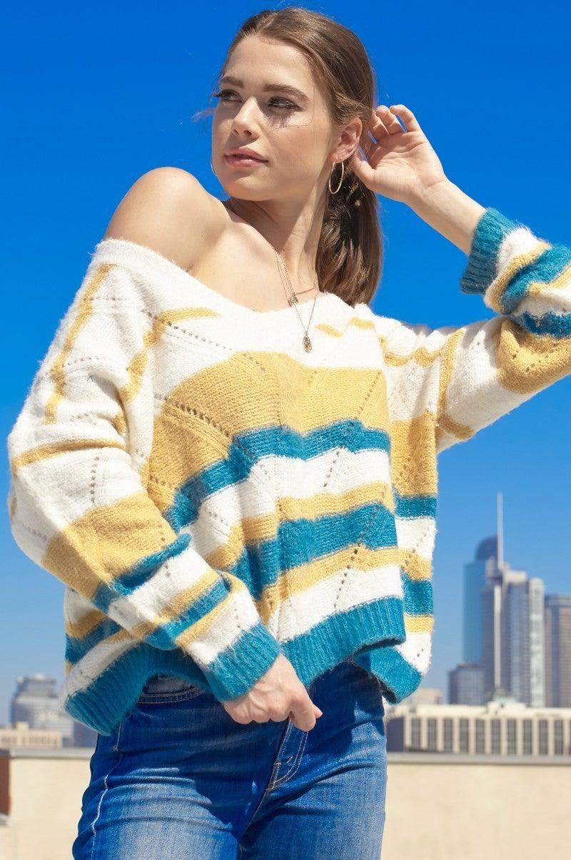 Arizona Sunrise Sweater