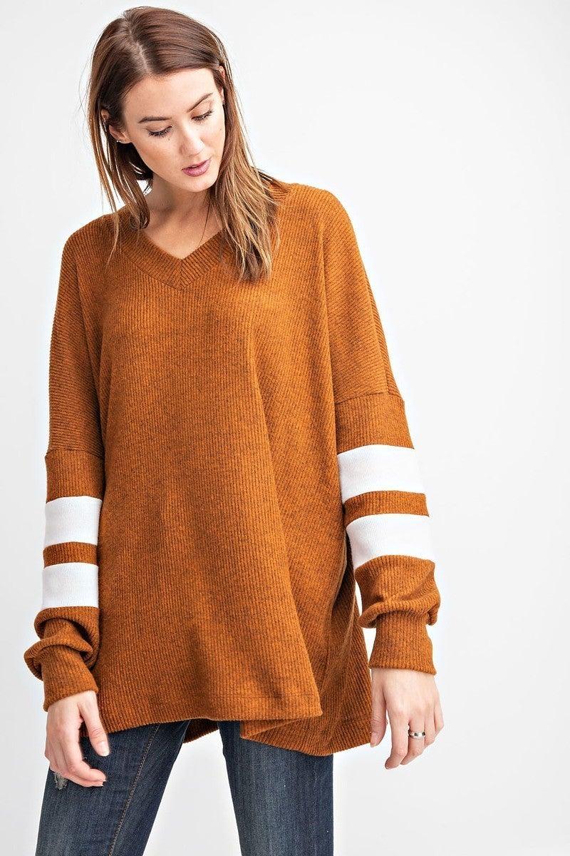 The Sin Bin Sweater
