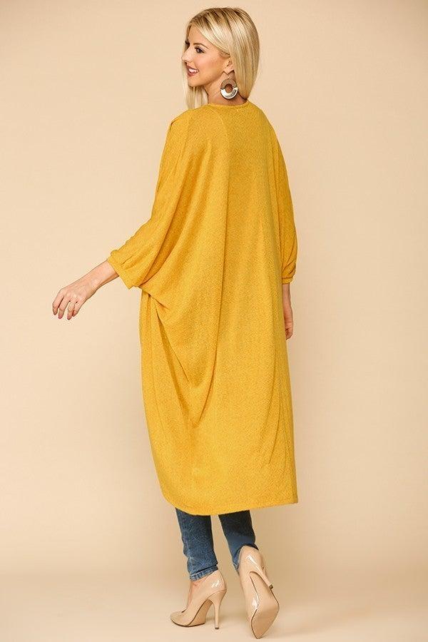 The Stacey Kimono Cardi