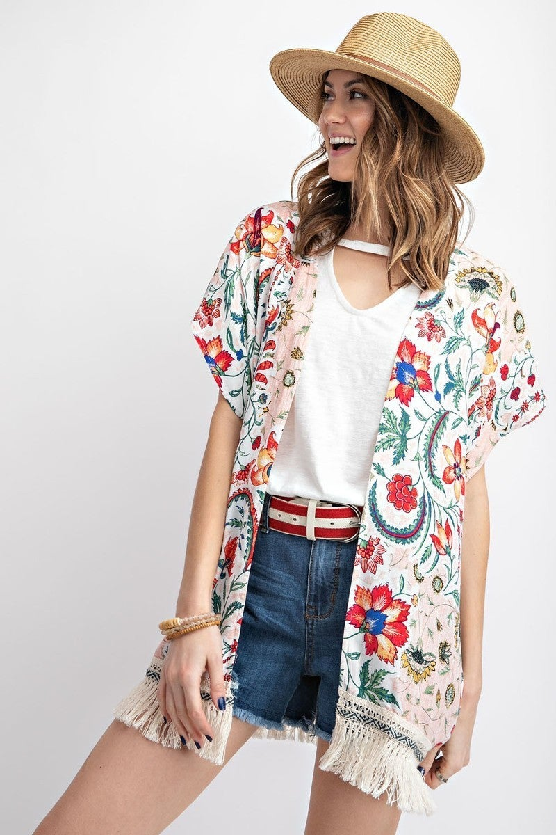 Garden Babe Kimono