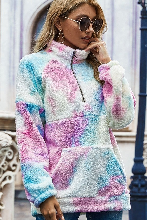 Fuzzy Feels Pullover